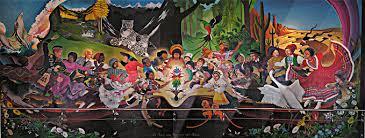 denver international airport murals pictures cheryl detwiler mihalka denver international airport murals