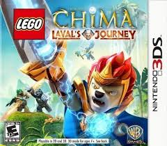 lego legends of chima laval s journey nintendo 3ds 2013 ebay
