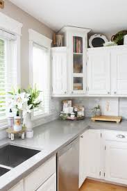 White Kitchen Idea Summer Kitchen Ideas Clean And Scentsible