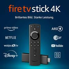 tv stick 4k mit in ovp