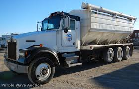 100 Fertilizer Truck 1989 Kenworth W900B Fertilizer Truck Item DX9479 SOLD J