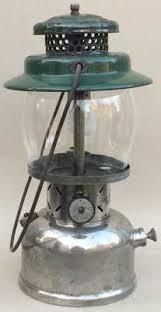 Kerosene Lamp Wicks Australia by Coleman Canada Lanterns 1946 1970