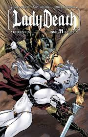 Lady Death 11 Issue
