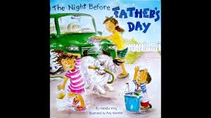 Twas The Night Before Halloween Book by The Night Before Fathers Day Youtube