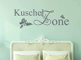grazdesign wanddeko dekoration für schlafzimmer kuschelzone