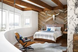 The Bedroom Of The Potrero Hill Bohème. Eames Lounge Chair ...