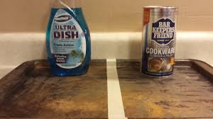 How To Clean A Cookie Sheet, Soap VS Bar Keepers Friend, Cleaning ... Bar Keepers Friend 11584 Cleansers Ace Hdware Sandys2cents Cleaning Products Everything You Wanted To Know About How Clean Stove Drip Pans Amazoncom Cookware Cleanser Polish Powder I Test Out And 12 Ounce Walmartcom 595g 25 Unique Keepers Friend Ideas On Pinterest Glass Will Store Vintage Pyrex Its Natural Use Stainless Steel Pizza Pan 11727 Oz All Purpose Spray Foam Cleaner