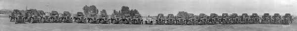 100 Packard Trucks Military Light