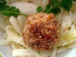 cuisine asiatique vapeur recette de bouchées de dinde saveurs asiatiques à la vapeur