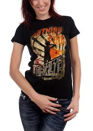 amazon com the hunger games on fire poster juniors t shirt