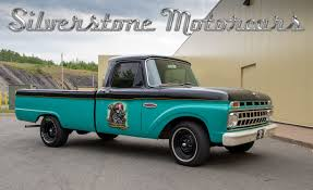 100 1965 Ford Truck Parts F100 Fleetside For Sale 9257 MCG