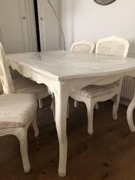 Beautiful Laura Ashley/Shabby Chic Style Dining Table And 6 Chairs | In  Chelsea, London | Gumtree Roseberry Shabby Chic French Country Cottage Antique Oak Wood And Distressed White 7piece Ding Set Four Stripy White Blue Shabbychic Ding Chairs Hand Painted Finished In Woking Surrey Gumtree Table Chairs Best Of Ripley Chair Pine Round Room Height Lights Ballad Decoration Tables Balloon Back Antique White French Chic Ornate Ding Table Set With Decor Cozy Slipcovers For Inspiring Interior My Home Room Ideas Chic Diy Shabby Chrustic Chair Basil Chaise