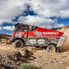 100 Dakar Truck Renault S Corporate News 2018 A New Challenge For