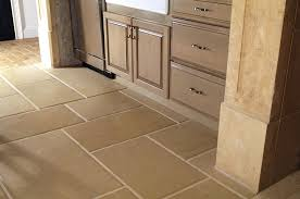 Natural Stone Floor Tile Ceramic With Marmer Accent Square For Living