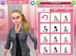 Sims Freeplay Halloween Update by The Sims Freeplay Here U0027s What The 9 Different Long Hair Styles