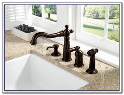 Touchless Kitchen Faucet Oil Rubbed Bronze by Delta Touchless Kitchen Faucet Oil Rubbed Bronze Kitchen Set