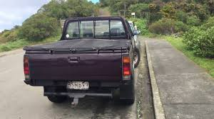 1991 Nissan Datsun Ute - YouTube