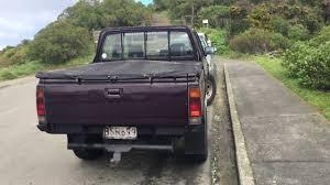 100 1991 Nissan Truck Datsun Ute YouTube