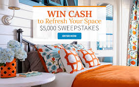 Better Homes and Gardens $5 000 Cash To Refresh Your Space