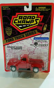 100 Ford Truck Parts Online 1994 Road Champs Series 1956 F100 Pickup