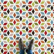 Retro Vinyl Flooring Floor Tiles