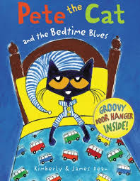 pete the cat books pete the cat and the bedtime blues cover book toys r us