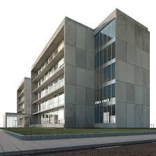 Office Building Technology Park Headquarters 3D Model