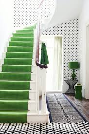better homes gardens stylish stairway green velvet