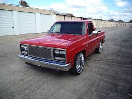 Clean Texas Truck-81 Chevy SWB 454 Big Block For Sale In Houston ...