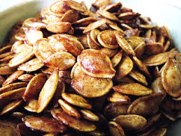 Eden Foods Spicy Pumpkin Seeds by Grow Real Food Organic Non Gmo Food In Your Backyard