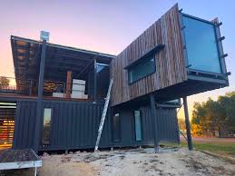 100 Shipping Container Cabins Australia Homes Buildings Kaloorup