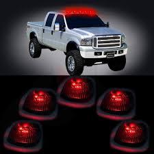 100 Running Lights For Trucks Amazoncom Cciyu 5x Black Smoked Cab Roof Top Marker Lamps
