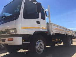 100 7 Ton Truck Isuzu FSR00 Ton Truck Up For Grabs A Bargain Junk Mail
