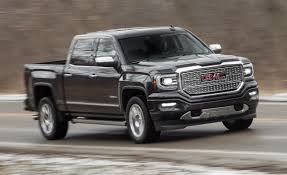 2016 GMC Sierra 1500 Denali 6.2L V-8 4x4 Test | Review | Car And Driver Dodge 4x4 Truck Crew Cab Pickup 1500 Ram Off Road 2002 02 Old Trucks For Sale News Of New Car Release And Reviews Huge Trucks Stuck In Mudlowest Price Tumbled Marble What Ever Happened To The Affordable Feature 66 Ford Pinterest And 2009 F150 54 Triton 4x4 Truck For 10 Warriors Best Us Fleetworks Of Houston 2500 Fresh Used 2003 St 44 Austin Champ Wikipedia