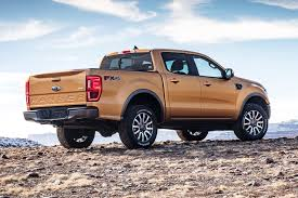 100 Ford Chief Truck Unveils Revived 2019 Ranger Bigger Badder And A Segmentfirst