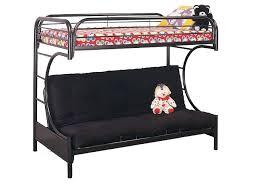 metal futon bunk twin full bunk bed factory direct furniture store