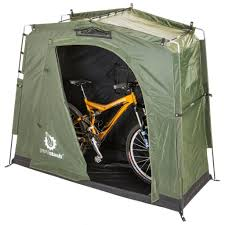 Keter Woodland Storage Shed 30 by 5 Best Bike Storage Sheds The Urban Backyard