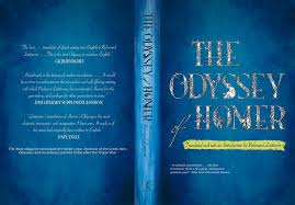 the odyssey in modern the odyssey book cover calrin yam