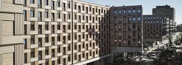 100 Residential Architecture Magazine All Stacked Up Student Housing With Wooden Modules In