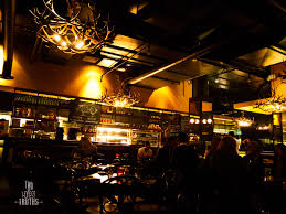 The Breslin Bar And Dining Room Menu by Dinner Two Honest Truths