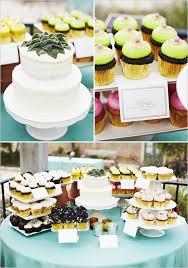 DIY Rustic Santa Barbara Wedding Film Eilings Park Redmond Digital Media Cupcake TableWedding Cupcakes DisplayWedding