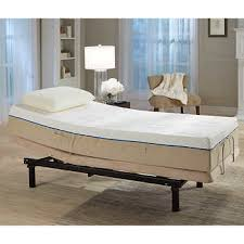 Orthomatic Adjustable Bed by Adjustable Adjustable Beds Costco