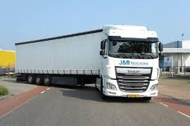 100 J And R Trucking DAF Voor Groeiend BIGtruck