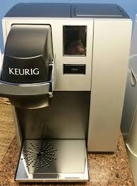 Keurig K150P Commercial Brewing System Pre Assembled For Direct Water Line Plumbing Kitchen Dining