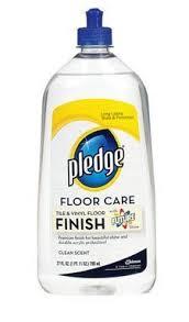 sc johnson pledge floor care multi surface finish 27 oz by s c
