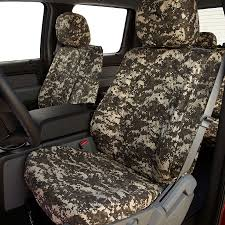 Covercraft Digital Camo Custom Seat Covers - Covercraft