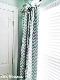 DIY blackout curtains to help baby sleep longer