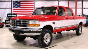 100 1996 Ford Truck F250 Diesel YouTube