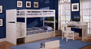 Twin Over Twin Bunk Beds With Trundle by Wooden Twin Over Twin Bunk Bed With Trundle U2014 Loft Bed Design