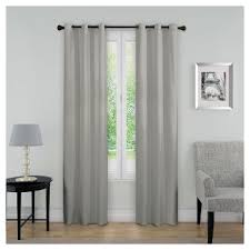 light gray blackout curtains target